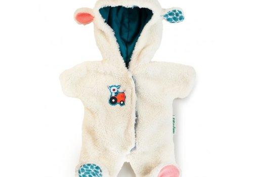 Lilliputiens Lilliputiens Dolls-Onesie Sheep
