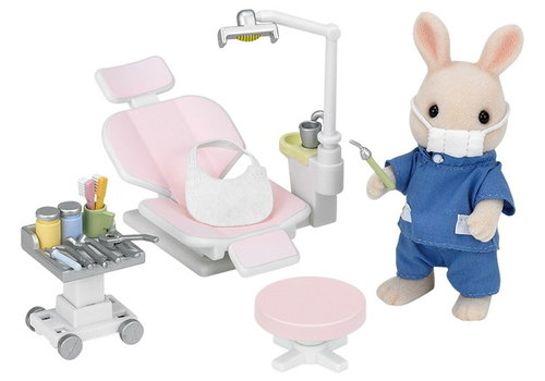 Sylvanian Families Sylvanian Families Dentist and Accessories