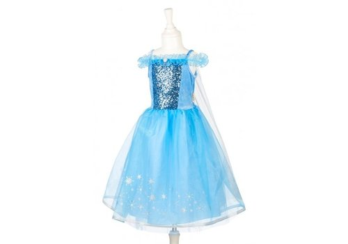 Souza! Souza! Ice Queen Dress 3 -4 Yrs