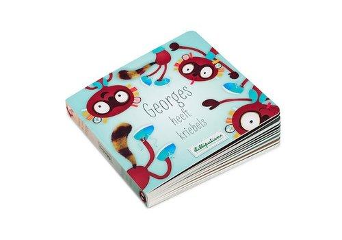 Lilliputiens Lilliputiens Boek  Georges heeft Kriebels / Alice heeft de Bibbers