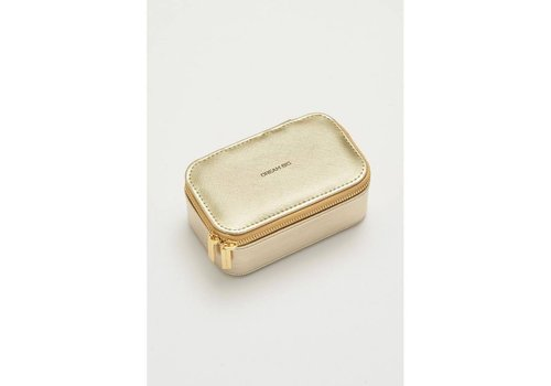 Estella Bartlett Estella Bartlett Mini Jewellery Box Gold