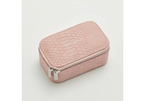 Estella Bartlett Estella Bartlett Mini Jewellery Box Pink Snake