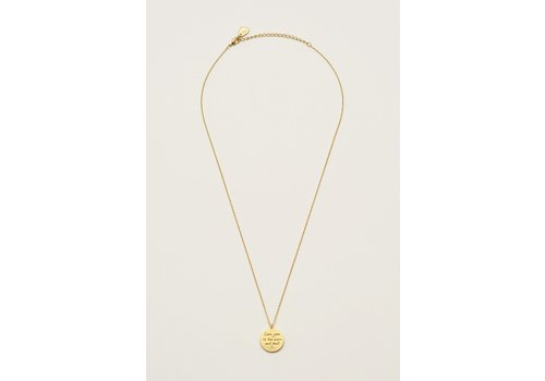 Estella Bartlett Estella Bartlett Love You To The Moon And Back Necklace