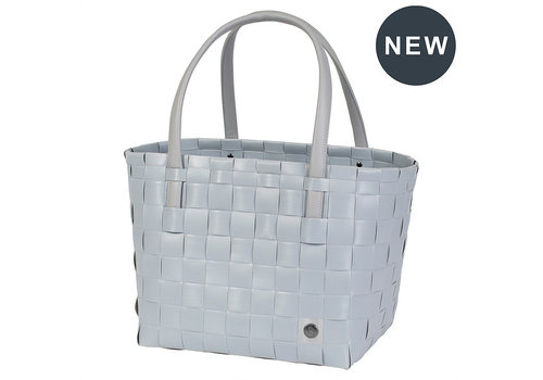 Handed By Handed By Color Match Shopper Steel Grey Maat S