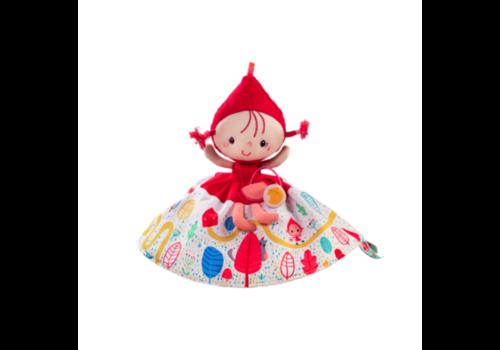 Lilliputiens Lilliputiens Roodkapje Omkeerbare Handpop