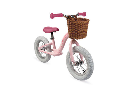 Janod Janod Bikloon Vintage Metal Balance Bike Pink