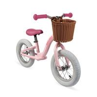 Janod Bikloon Vintage Metal Balance Bike Pink