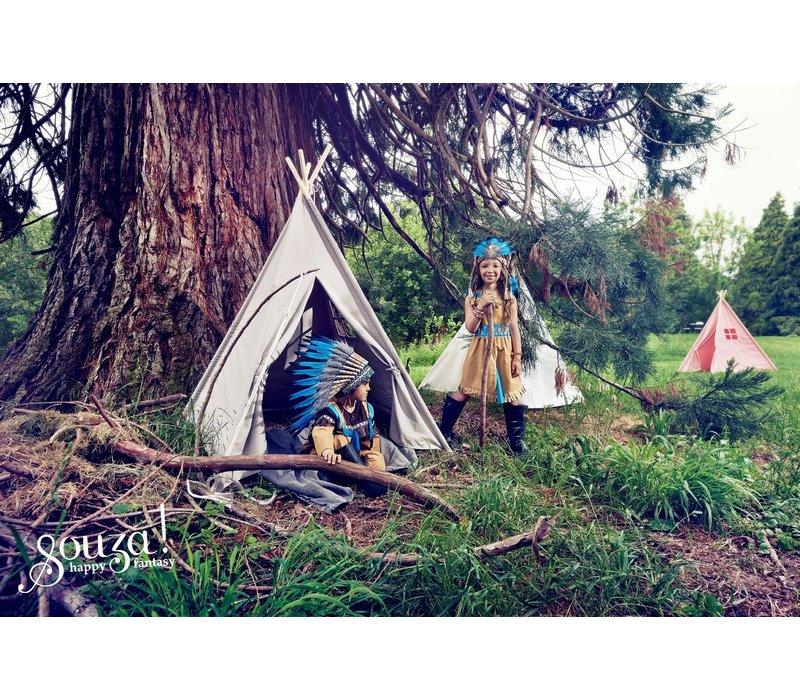 Souza! Tipi Tent Roze