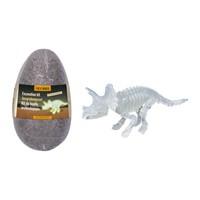 T-Rex World Triceratops Uitgraafset