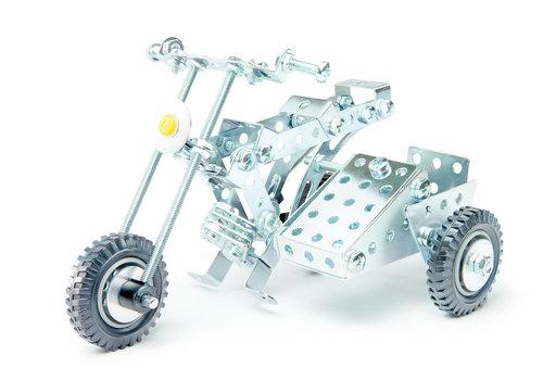Eitech Eitech Motorbike Construction Set  85