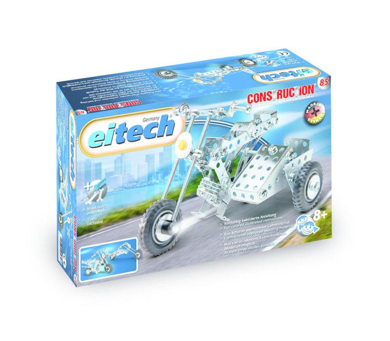 Eitech Motorbike Construction Set  85