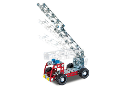 Eitech Eitech Fire Truck Construction set 66  Small