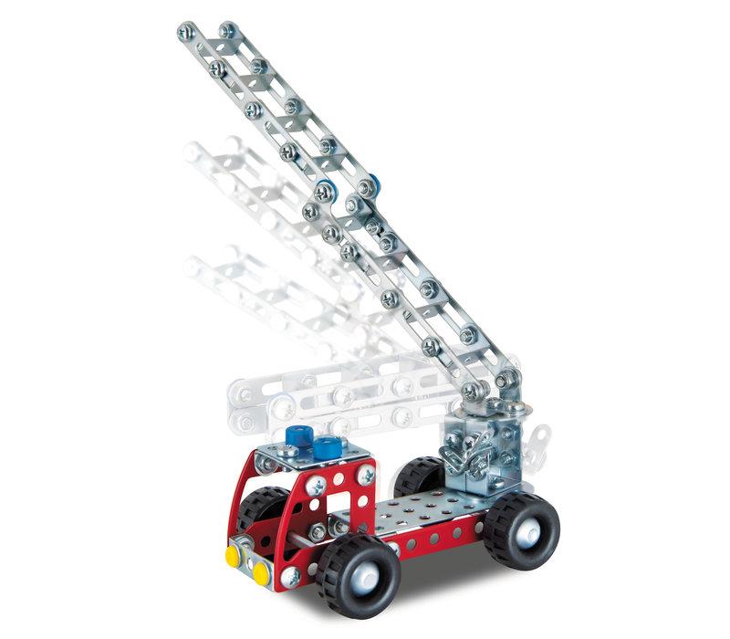 Eitech Brandweerauto Bouwdoos Constructie 66