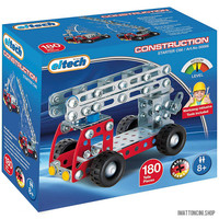 Eitech Fire Truck Construction set 66  Small