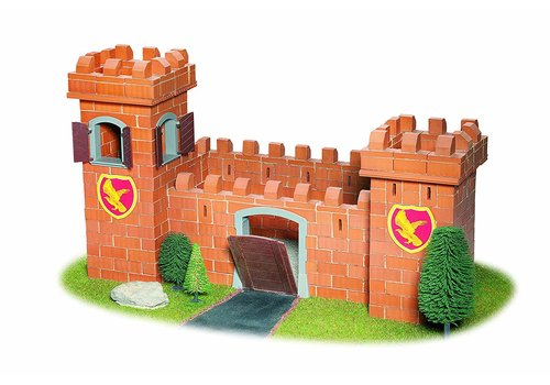 Teifoc Teifoc Construction Box knight's castle