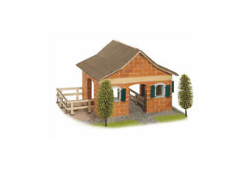 Teifoc Teifoc Horse Stable Construction Set