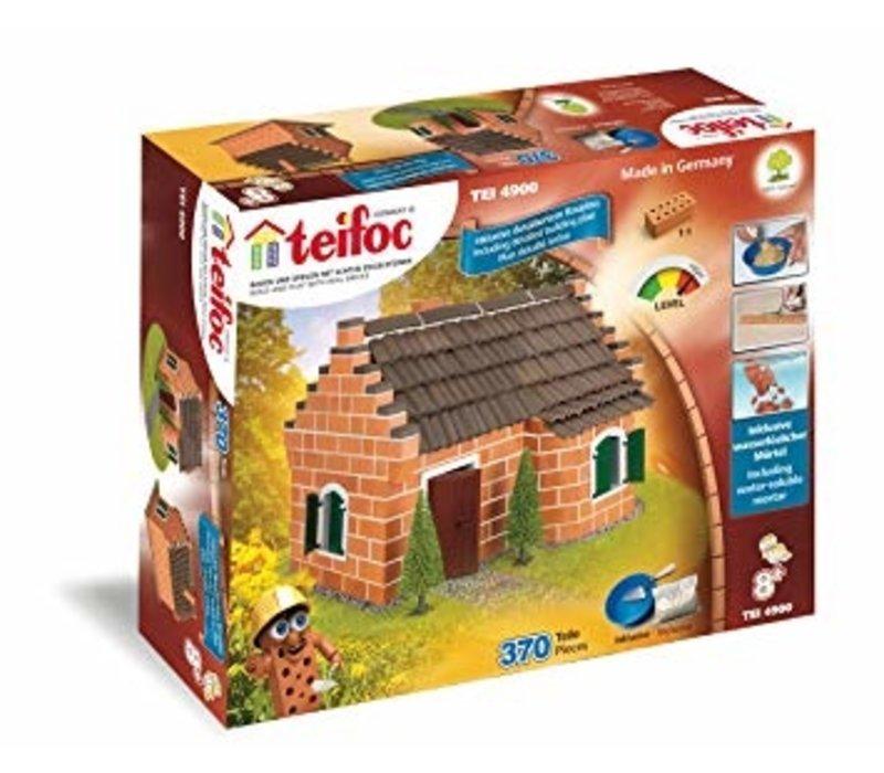 Teifoc Building kit historic house