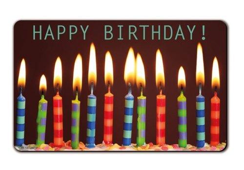 Remember Remember Broodplank Happy Birthday!