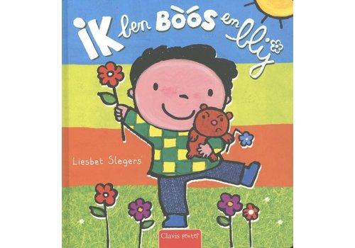 Clavis Clavis Leesboekje Ik ben Boos en Blij