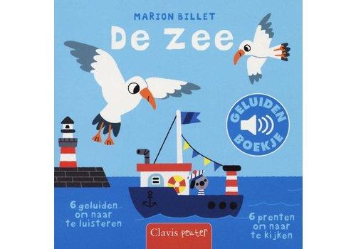Clavis Clavis Geluidenboekje De Zee