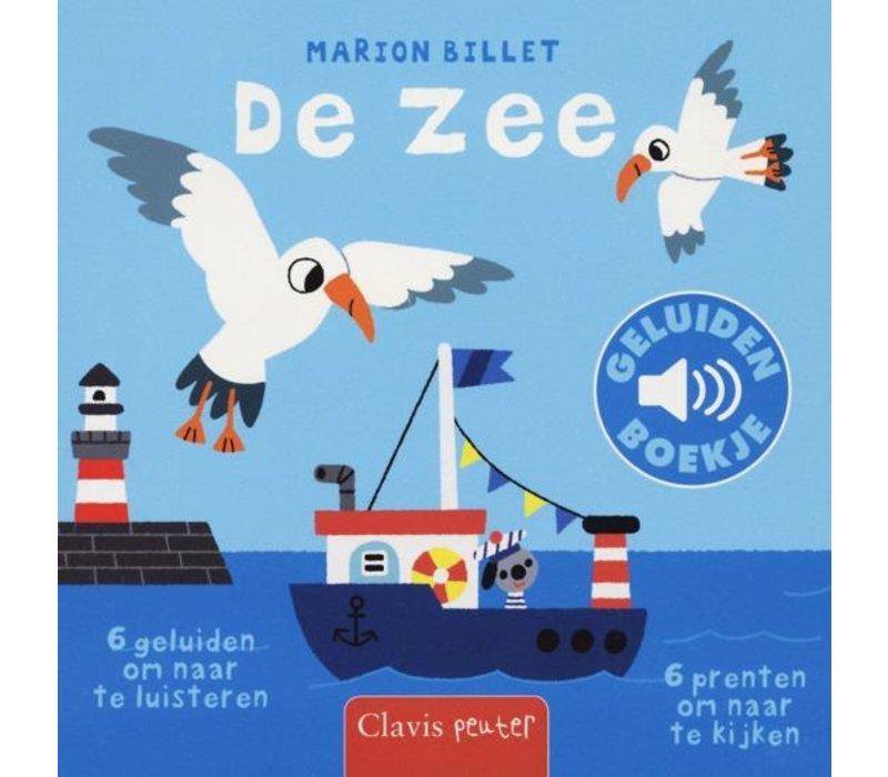 Clavis Geluidenboekje De Zee