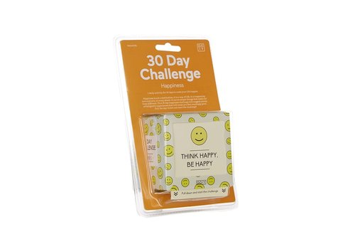 Doiy Doiy 30 day Challenge Happiness