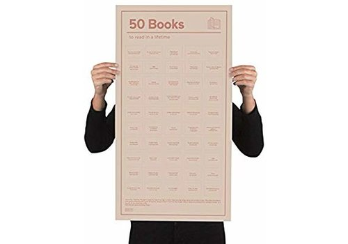 Doiy Doiy 50 Books to Read in a Lifetime