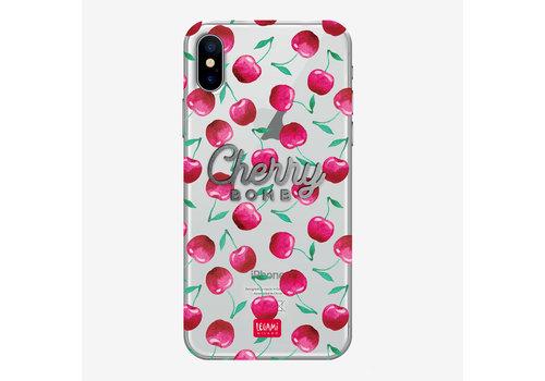 Legami LEGAMI COVER IPHONE X/XS - CHERRY