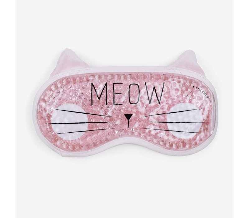 Legami Chill Out Oogmasker Meow