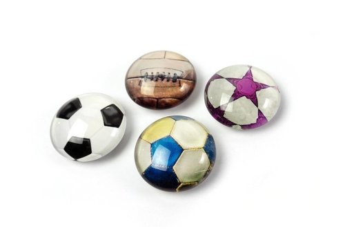 Trendform Trendform Magnet Eye Set of 4 Magnets Pelé