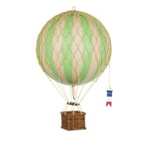 Authentic Models Luchtballon True Green 18 cm