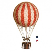 Authentic Models Luchtballon   Royal Aero True Red 32 cm