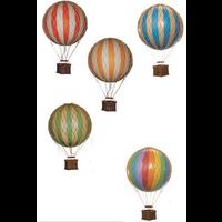 Authentic Models Hot air Balloon   Royal Aero  Blue 32 cm