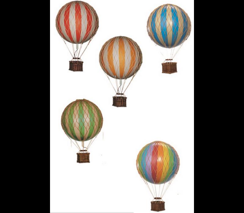 Authentic Models Luchtballon   Jules Verne Rainbow 42 cm
