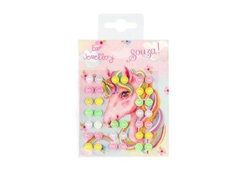 Souza! Souza! Ear Jewellery Unicorn