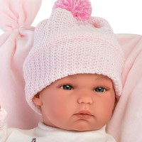 LLorens  Babydoll Rosa 35 cm