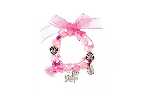 Souza! Souza! Bracelet Trish Unicorn Pink