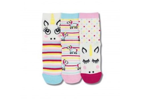 Odd Socks ODD Socks Magic Set met 3 Kindersokken maat 27-30