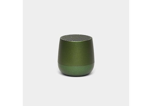 Lexon Lexon Mino Speaker Dark Green