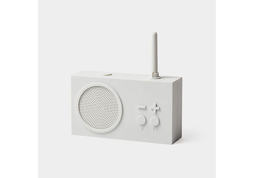 Lexon Lexon Tykho 3 Bluetooth Speaker with FM Radio Mastic