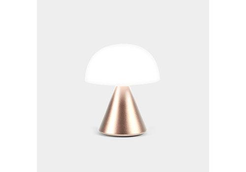 Lexon Lexon Mina Mini LED Licht Soft Goud