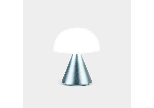 Lexon Lexon Mina Mini LED licht Lichtblauw