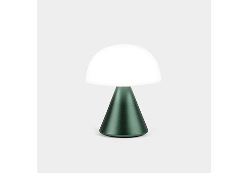 Lexon Lexon Mina Mini LED Licht Donkergroen