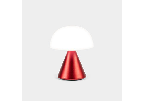 Lexon Lexon Mina Mini LED Licht Rood