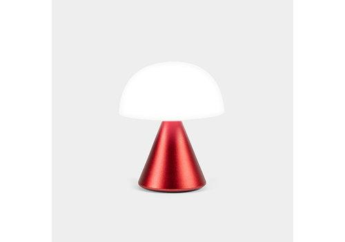 Lexon Lexon Mina Mini LED Light Red