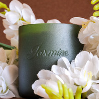 IWAS Jasmine Organic Scented Candle