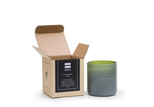 IWAS IWAS Cinnamon Organic Scented Candle