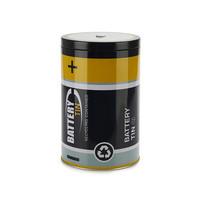 Balvi Waste Batteries Container