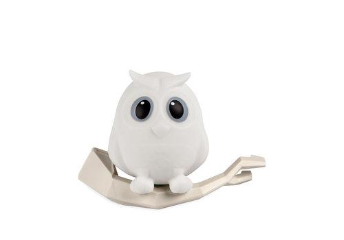 Flow Flow Nightlight Oscar White Owl