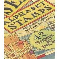 Authentic Models A-B-C Seas Stamp Set